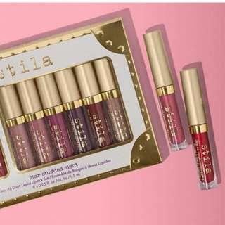 Stilla Lipstick Set Inspired PO