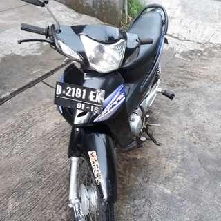 Honda supra fin new thn 2005