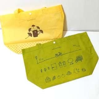 MOS環保購物袋(2入)