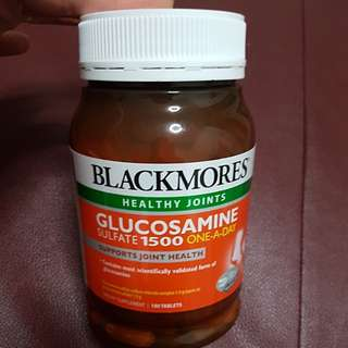 Blackmores Glucosamine for healthy joints