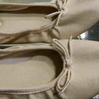 Muji Ballet Flats