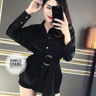 Set short and blouse