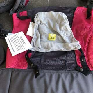 BNWT Lillebaby CarryOn AirFlow Toddler Carrier