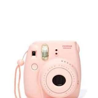 Fujifilm Polaroid Camera - Baby Pink