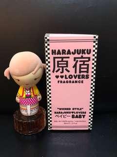 Harajuku Lovers Perfume 原宿baby 香水 全新