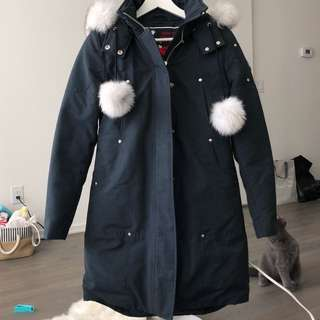 Moose knuckles sterling parka