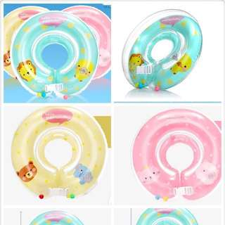 🌈(Ready Stock) 💯🆕Brand New Mambobaby Infant Baby Swimming Neck Float