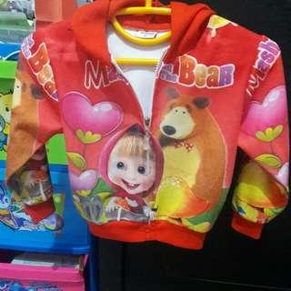 Jacket Disney Marsha and Bear