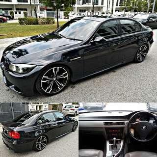 SAMBUNG BAYAR / CONTINUE LOAN  BMW E90 320i