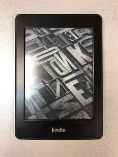 Kindle Paperwhite 1st Gen, free 3G (EY21)