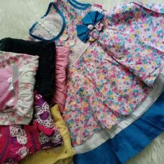 Dress 6pcs take all