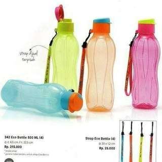 Eco bottle tupperware