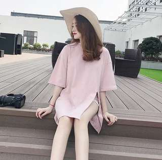 Oversized Top (2 Colors)