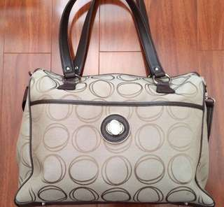Oroton large bag RRP $695