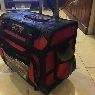 Trolley Bag [Hawk Sparky Burst]