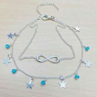 Plated Anklets