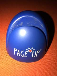 Page Up Paper Holder cum paper weight
