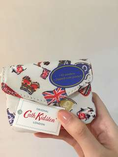 Cath Kidston London Stamps零錢包