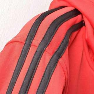 Jaket Hoodie Adidas Climacool Essential 3S Zip Hood