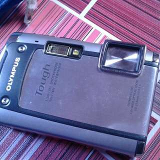 Digital camera olympus gt 610