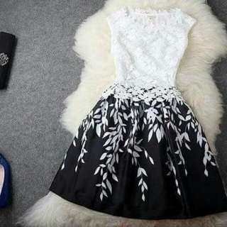 Korean Classy Dress
