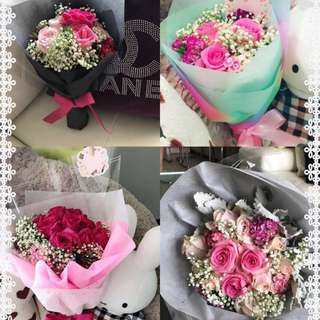💝Flower Bouquet for Valentines Day💝