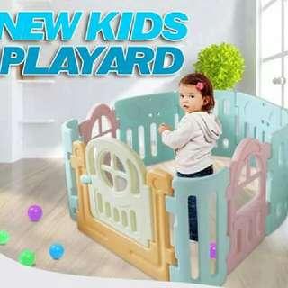NEW PLAYARD