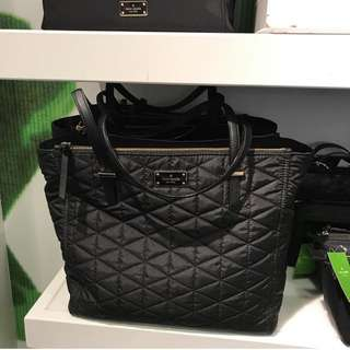 Pre-order: KATE SPADE TALYA QUILTED