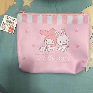 My Melody 日本限定 化妝袋 筆袋