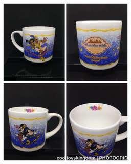 Disney Tokyo Aladdin Vintage Mug