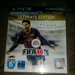 Ps3 ultimate edition FIFA 14