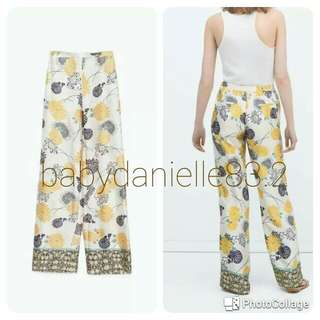 🐬Summer back garter pants