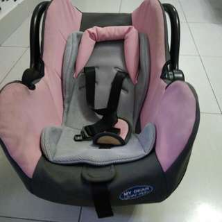 Baby Car Seat - My dear