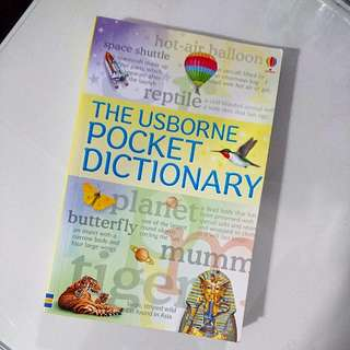 Children dictionary