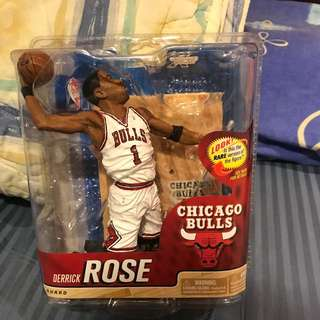 Derrick Rose figure (Chicago Bulls)