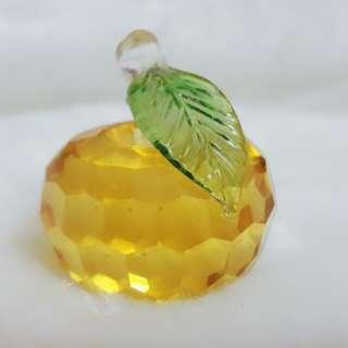 奧地利水晶黃蘋果
