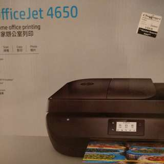 HP Printer ** OfficeJet 4650