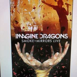 Imagine Dragons: Live  - Blu Ray