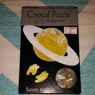 3DJigsaw Puzzle