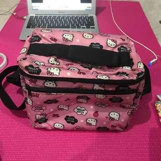 Hello Kitty DSLR Camera Bag