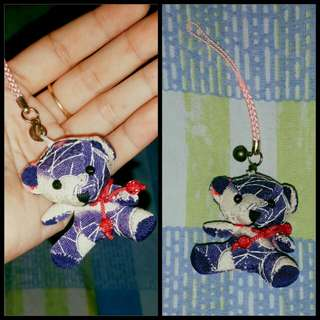 Assorted Keychain Charms (3 pcs)