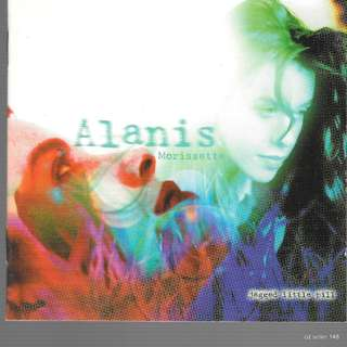 MY CD - THE ALANIS //FREE DELIVERY BY SINGPOST