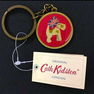 BN 🐶CATH KIDSTON🐶 Authentic Original Doggie With London Flag Keychain/ Keyring
