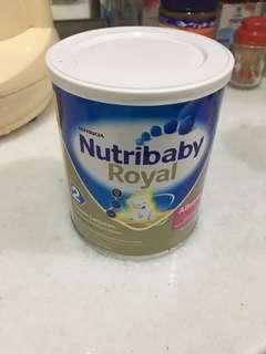 Nutrilon royal alepre step2