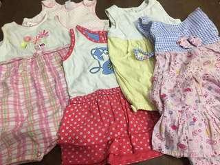 Baby Dresses (Bundle)