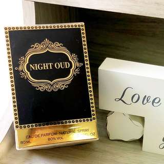 NIGHT OUD