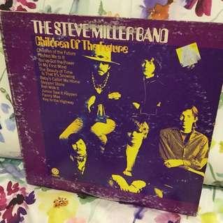 Steve Miller Band - children lp vinyl
