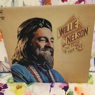 Vinyl Lp- willie Nelson
