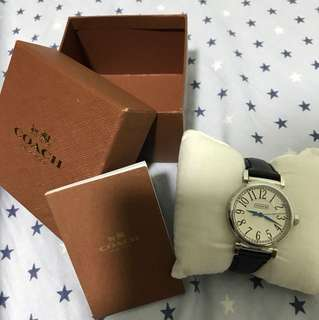 Brand new COACH lady watch