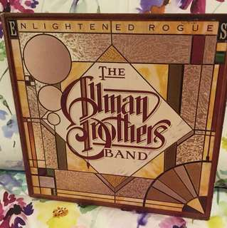 Allman Brothers - enlightened - lp vinyl